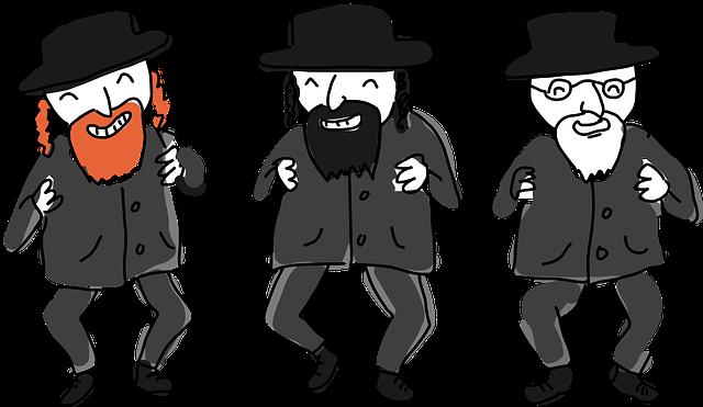 židovský tanec