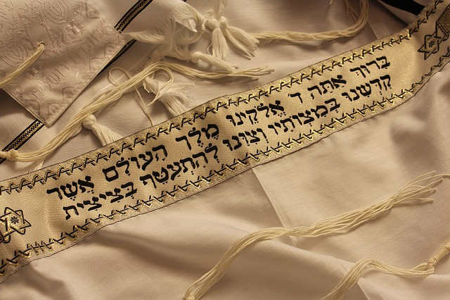 židovský oblek