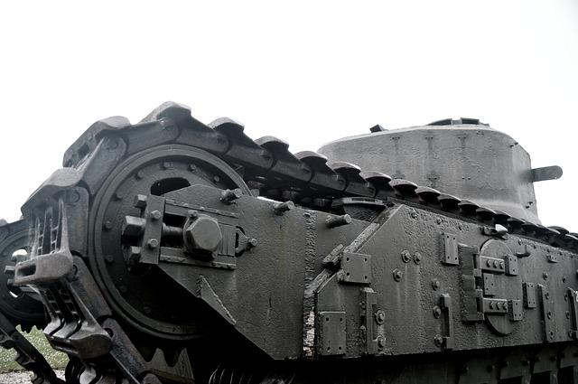 nádrž tanku