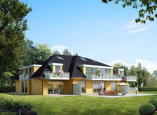 nový projekt domu