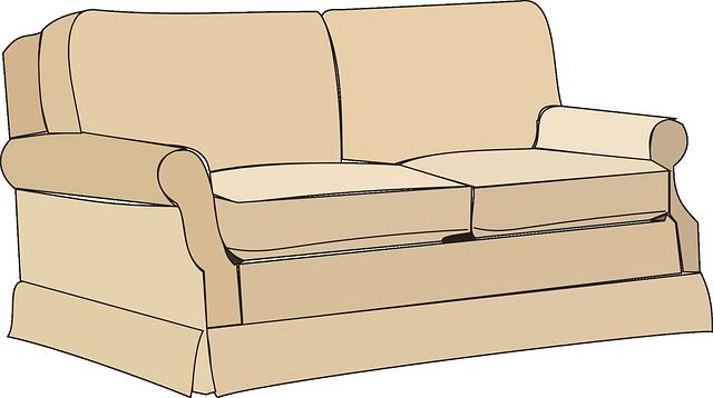 skandinávská sedačka